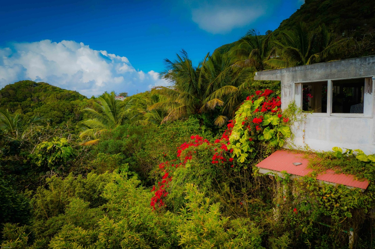 Captain's Quarters, Windwardside, Saba, Dutch Caribbean