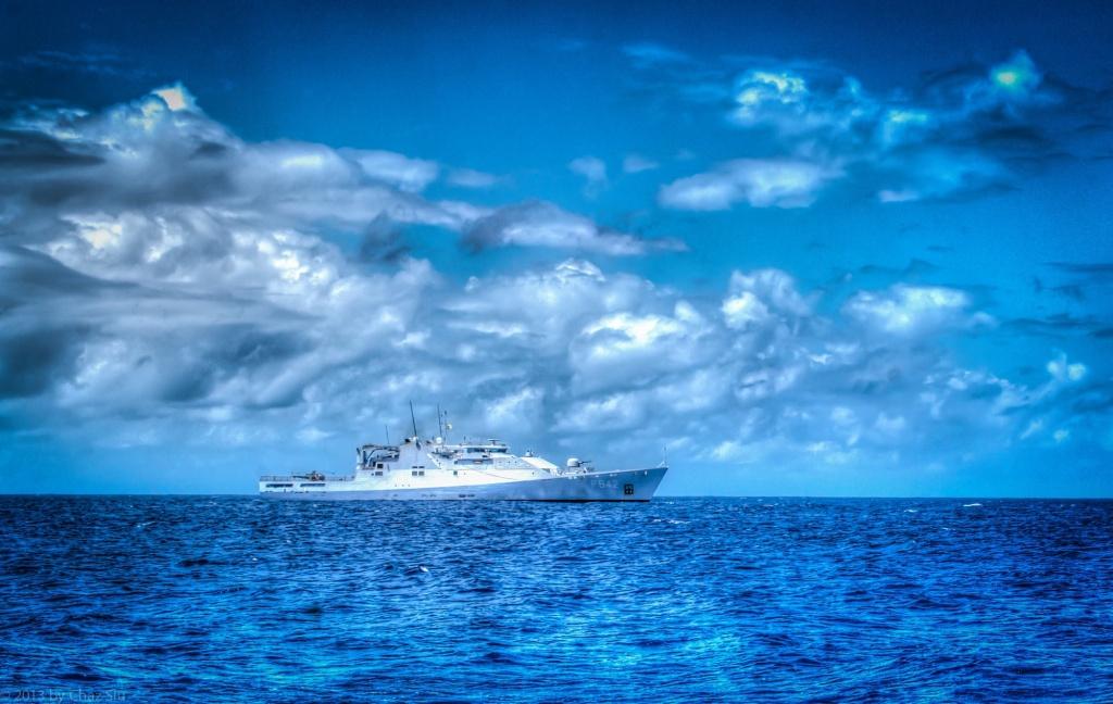 HMS Friesland, Saba, Dutch Caribbean