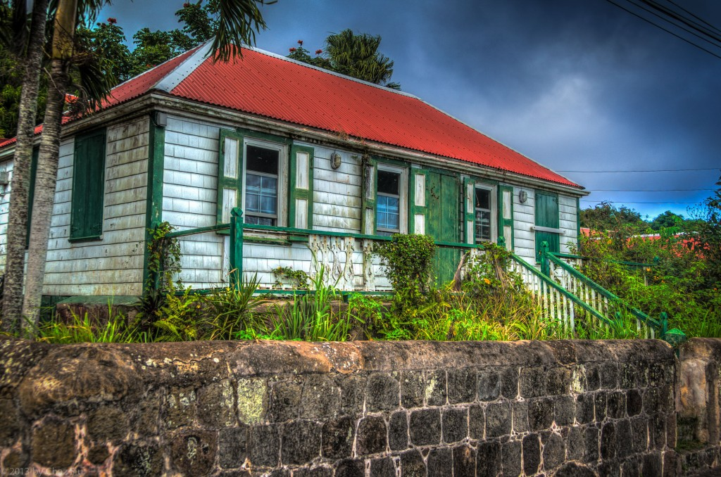 Windwardside Cottage