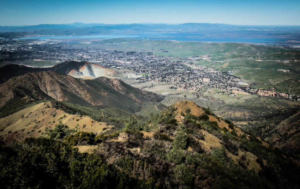 Mt Diablo Summit