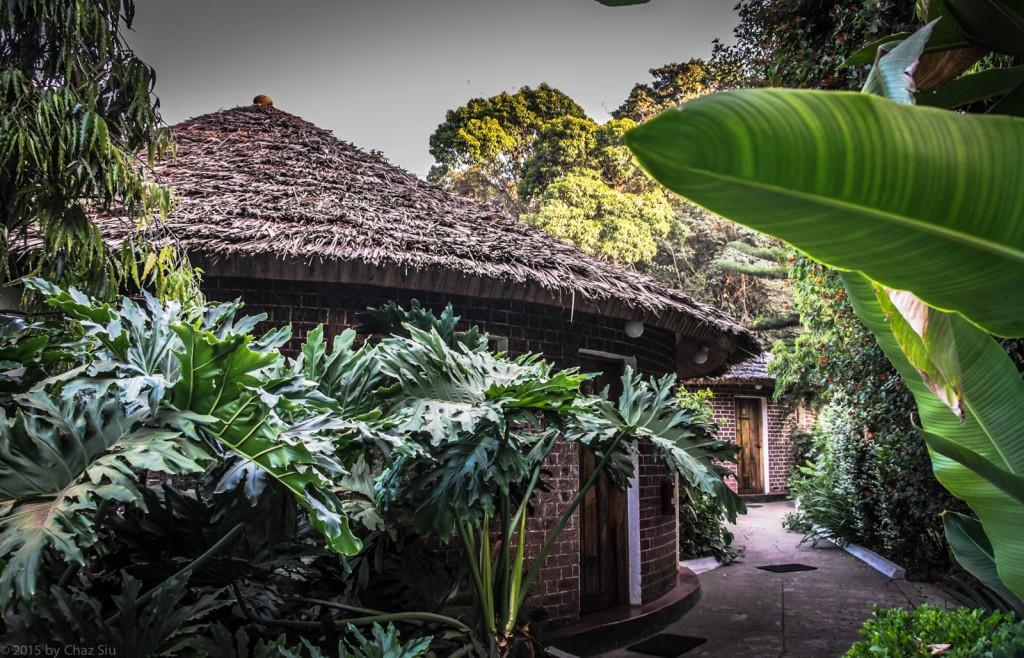 Iboru Safari Lodge Huts
