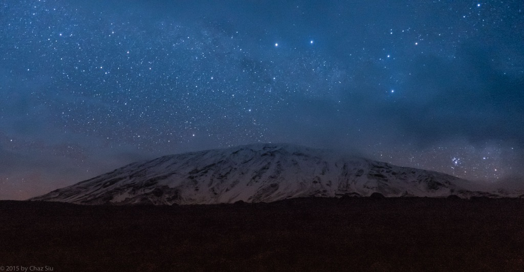 Kili - Starlit Morning