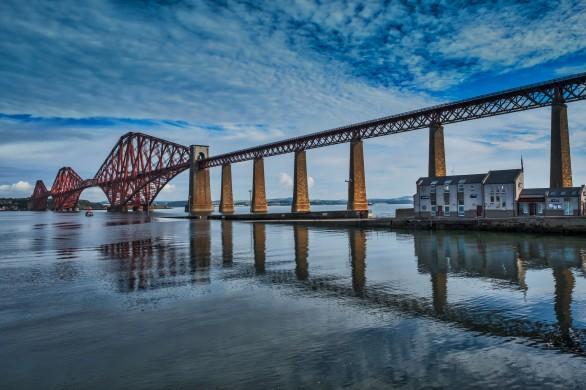 Forth Bridge, Queen's Ferry