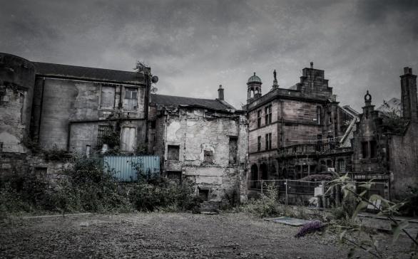 Glasgow Ruins
