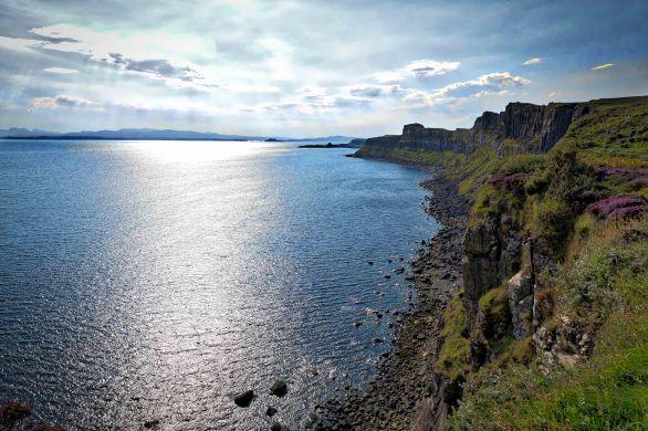 Mealt Falls-Kilt Rock, Isle of Skye