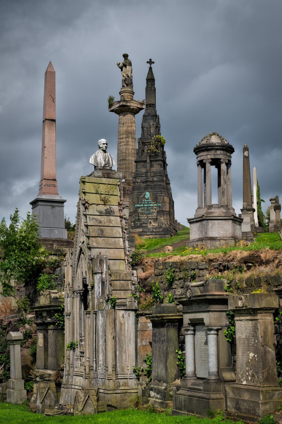 Necro Police, Glasgow